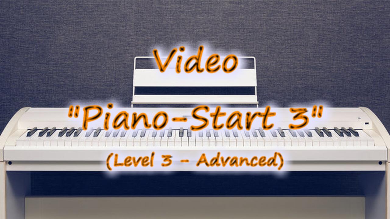 Thumbnail-Button zu Klavier-Lehrvideo Piano-Start 3