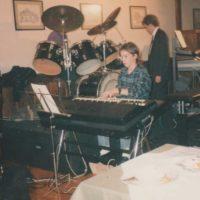 1987 Niño als Musikschüler mit 15 Jahren - The Final Countdown beim Vorspielabend
