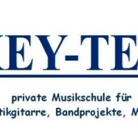 1998 Logo der neu gegründeten Musikschule Keytek