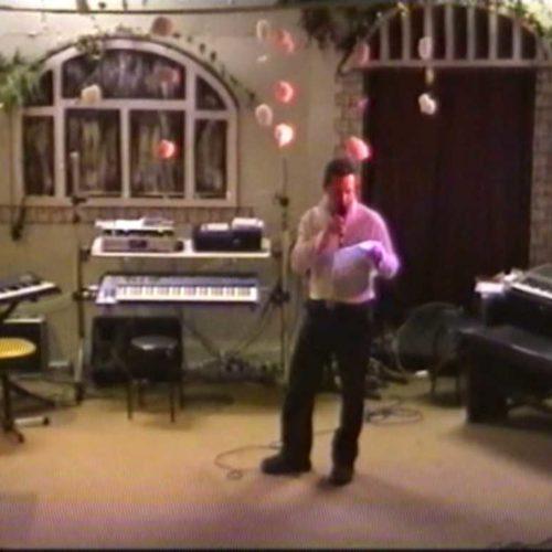 2002 Demoabend von Niños Musikschule Keytek - Ansage