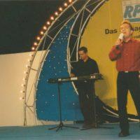 2003 Die Lemons bei RPR2 Schlagerradio