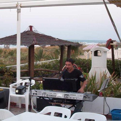 2006 Caribo auf Strandbar-Tour an der Costa Blanca (1)