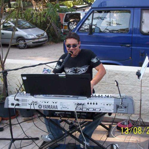 2006 Caribo auf Strandbar-Tour an der Costa Blanca (2)