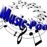 2011 Logo der neu gegründeten Musikschule Music-Pool