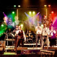2012 XXL-Partyband on stage - Danke Jungs und Mädel für die schöne Zeit!!