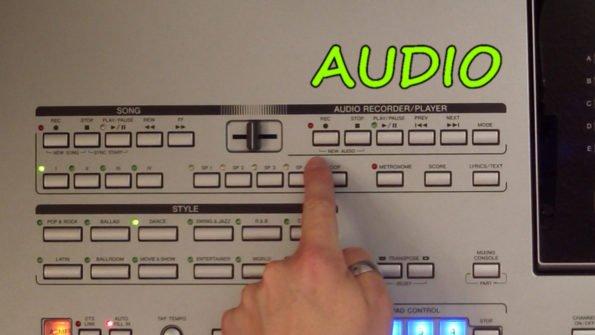 Thumbnail-Button zu Keyboard Kurs Video Song mal anders üben