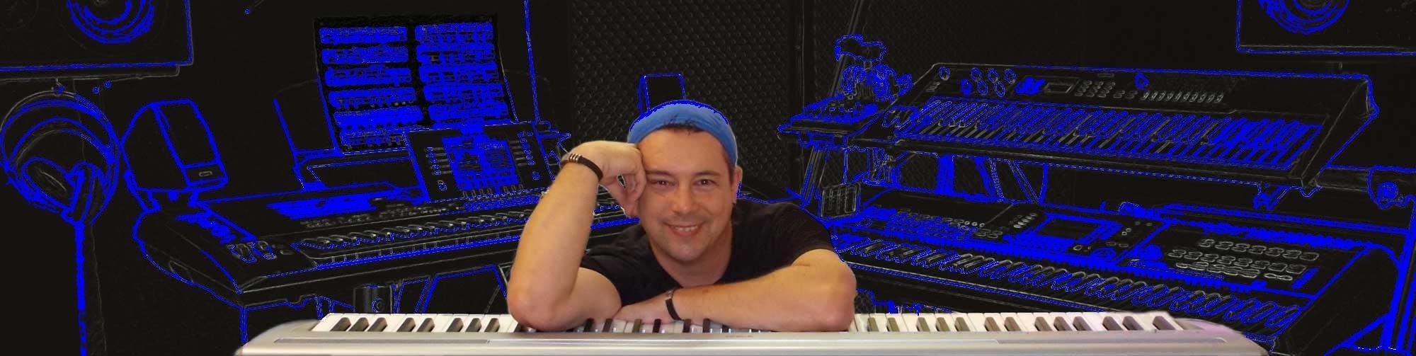 Niño Loco, dein Musiklehrer für Keyboard und Klavier