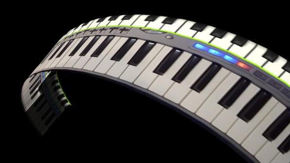 """Thumbnail zu Keyboard- und Klavierlehrvideo """"The Entertainer"""" (1. Video) in Level 4 bei O-Key"""