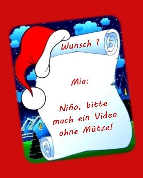 Wunsch von Mia