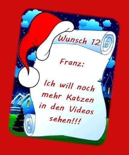 Wunsch von Franz