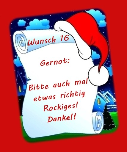 Wunsch von Gernot