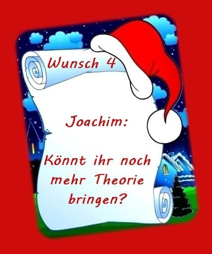 Wunsch von Joachim