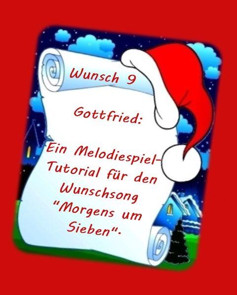 Wunsch von Gottfried