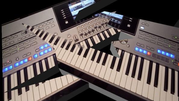 """Thumbnail zum Themenvideo 2 (Level 3) der Keyboardlehrvideoreihe """"die 4 häufigsten Technikfragen"""""""