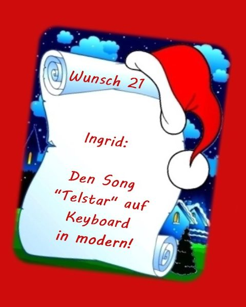 Wunsch von Ingrid