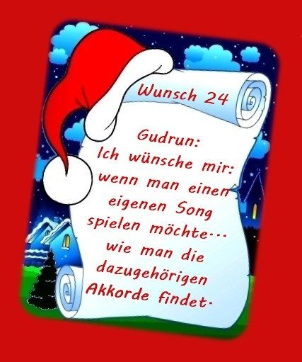 Wunsch von Gudrun