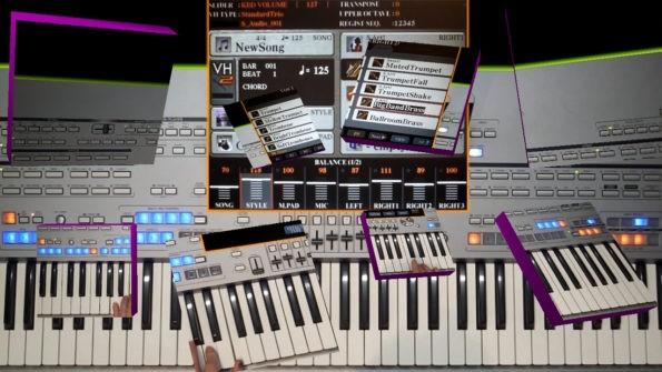 """Thumbnail zum Themenvideo 4 (Level 3) der Keyboardlehrvideoreihe """"die 4 häufigsten Technikfragen"""""""