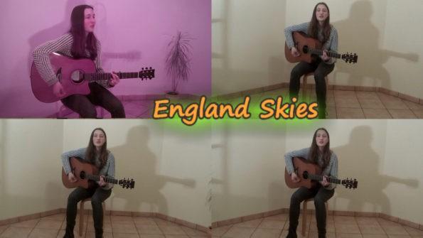 Thumbnail-Button zu Keyboardschule Schülerdemo Video England Skies
