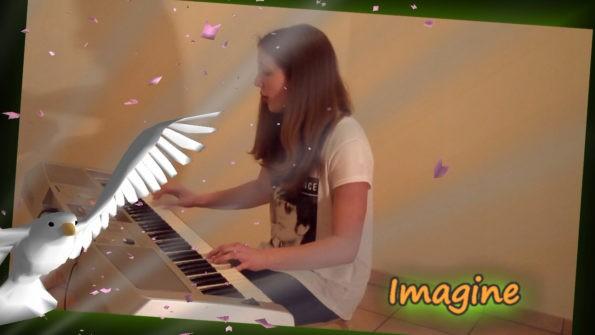 Thumbnail-Button zu Keyboardschule Schülerdemo Video Imagine