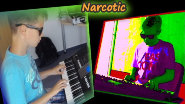Thumbnail-Button Schülerdemo Video Narcotic