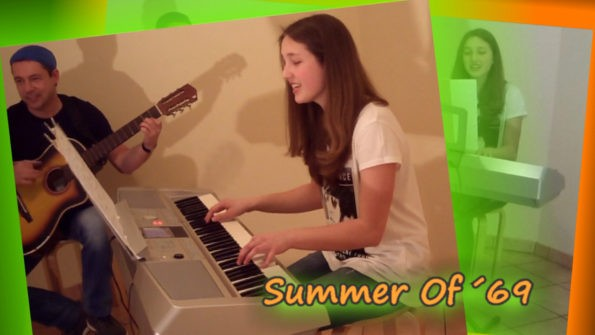 Thumbnail-Button zu Keyboardschule Schülerdemo Video Summer Of ´69
