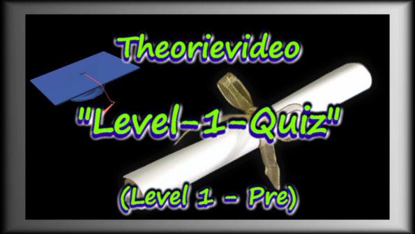 Thumbnail zum Level-1-Quiz-Video