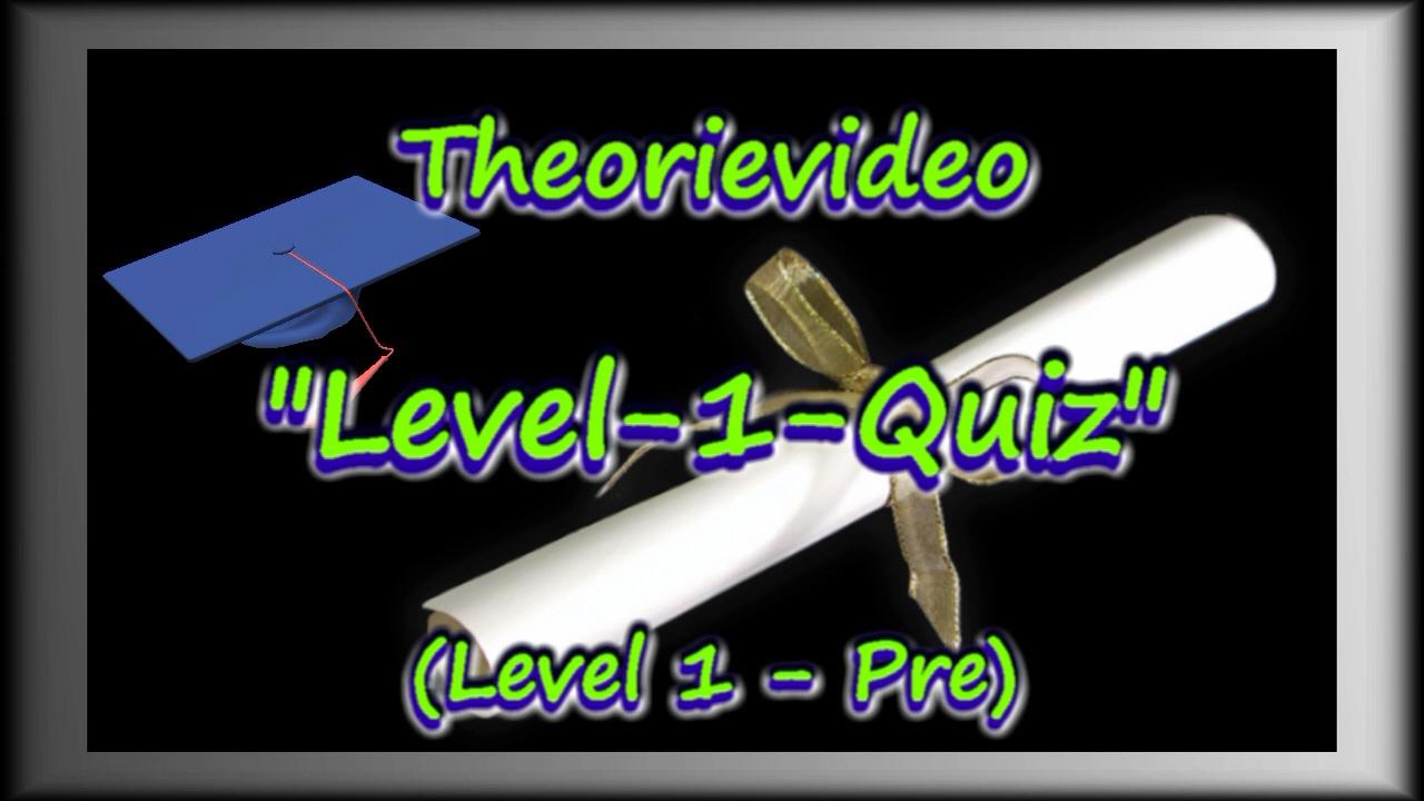 Examen-Urkunde und Highschool-Abschluss-Mütze Level 1