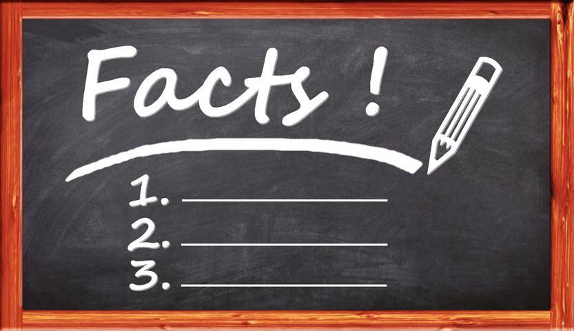 Aufzählung von Fakten beim Keyboard spielen lernen