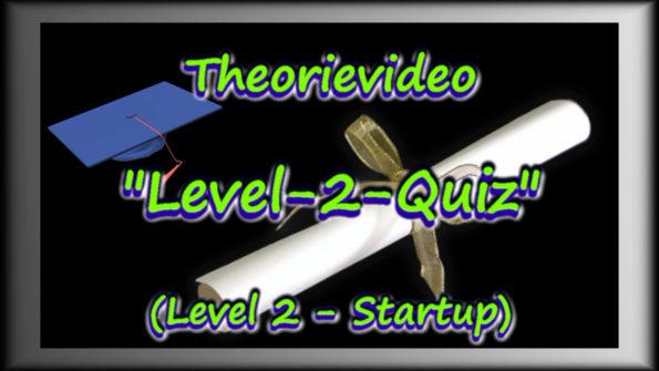 Thumbnail zum Level-2-Quiz-Video