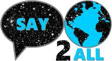 Say2All Logo - klein