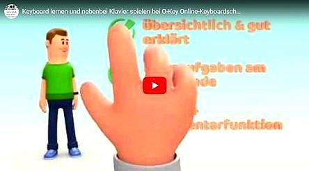 große Hand und kleines Männchen im Promovideo