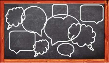 Speak-Bubbles Usermeinungen zur Musikschule
